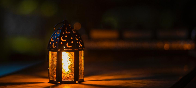 traditional ramadan lantern