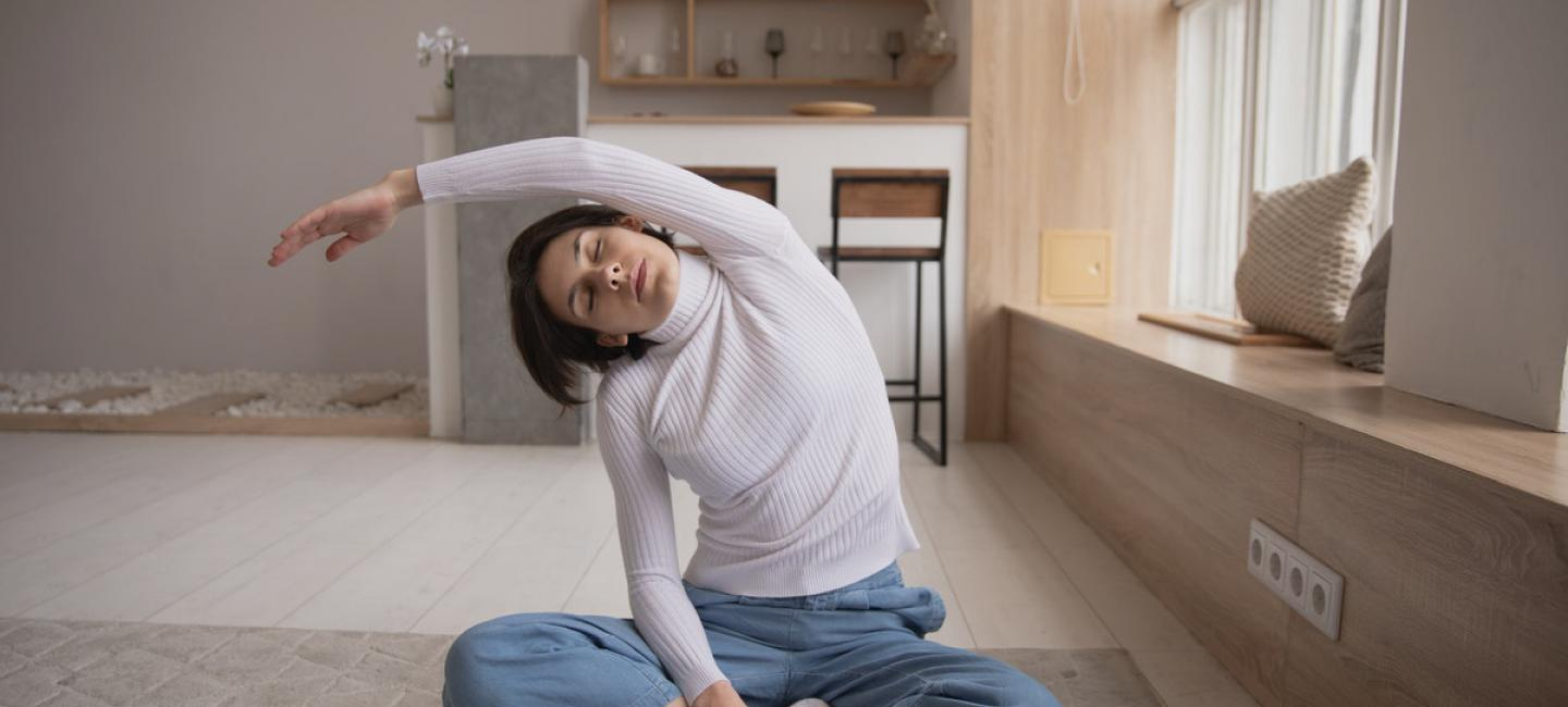 Rehab exercises after covid-19
