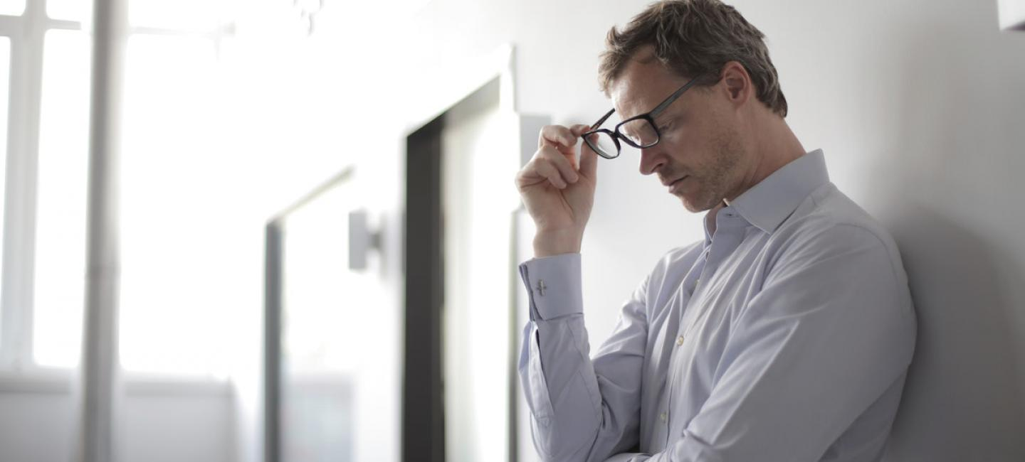 Mental Health Problems faced by Men