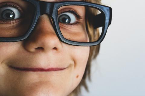 activities to improve child vision