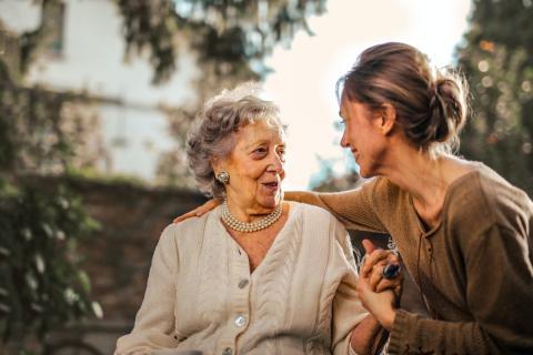Taking Care of Elders in Pandemic
