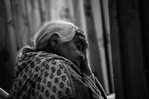 anxiety relief tips for elders