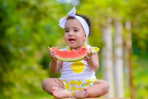 Boosting Children's immunity through nutrition