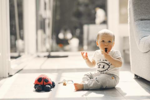 Maintain Child Safety At Home