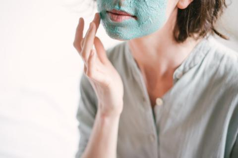 Taking care of skin during puberty period