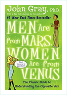 Book - Men Are From Mars, Women Are From Venus by John Gray