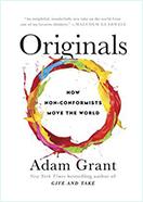 Book - Originals Author by Adam Grant