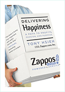 Book - Delivering Happiness by  Tony Hsieh