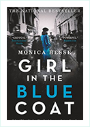 Book - Girl In The Blue Coat by  Monica Hesse