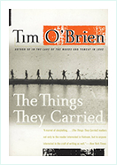 Book - The Things They Carried by Tim O'Brien