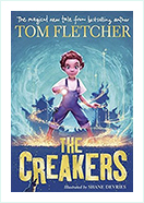 Book - The Creakers Author by Tom Fletcher