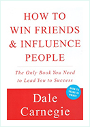 Book - How To Win Friends And Influence People by dale carnegie