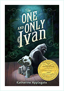 Book - One And Only Ivan by Katherine Applegate