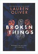 Book - Broken Things by John Boyle
