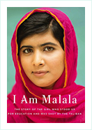 Book - I Am Malala by Malala Yousafzai