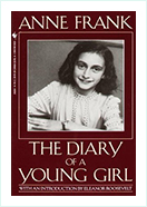 Book - The Diary Of A Young Girl by Anne Frank