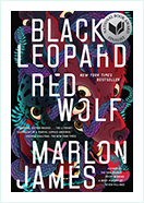 Book - Black Leopard Red Wolf by Marlon James