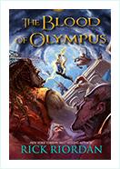Book - Heroes Of Olympus Series by Rick Riordan