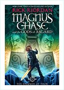 Book - Magnus Chase Series by Rick Riordan