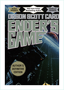 Book - Ender's Game by  Orson Scott Card