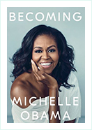 Book - Becoming by Michelle Obama