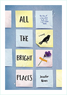 Book - All the Bright Places by  Jennifer Niven