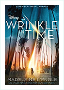 Book - A Wrinkle in Time by Madeleine L'Engle