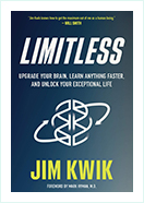 Book - Limitless Author by Jim Kwik