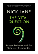 Book - The Vital Question by Nick Lane