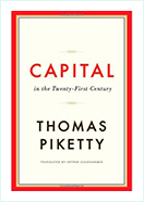 Book - Capital in the 21st Century by Thomas Piketty