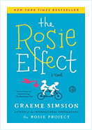 Book - The Rosie Effect Author by Graeme Simsion
