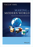 Book by Making the Modern World: Materials and Dematerialization by Vaclav Smil