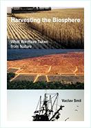 Book - Harvesting the Biosphere by  Vaclav Smil