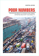 Book - Poor Numbers by  Morten Jerven