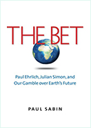 Book - The Bet by Paul Sabin
