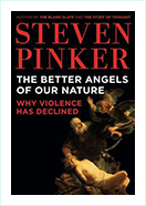 Book - The Better Angels of Our Nature by Steven Pinker