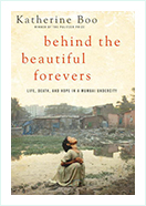 Book - Behind the Beautiful Forevers by Katherine Boo