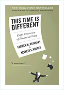 Book - This Time Is Different by Carmen Reinhart and Kenneth Rogoff