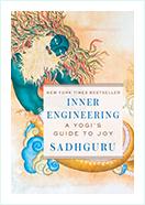 book - Inner engineering by Sadhguru