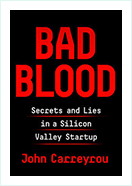 Book - Bad Blood by John Carreyrou
